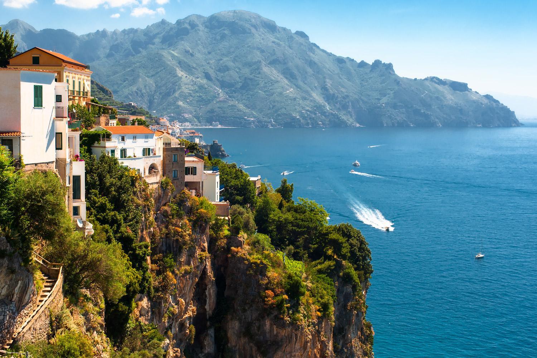 Amalfi: Küste & Berge