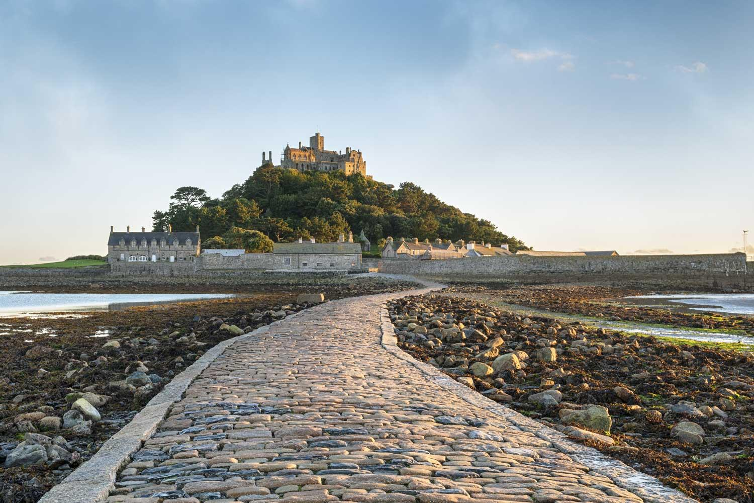 Cornwall: Padstow nach St. Michael's Mount