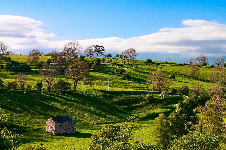 Durch Yorkshire auf dem Dales Way