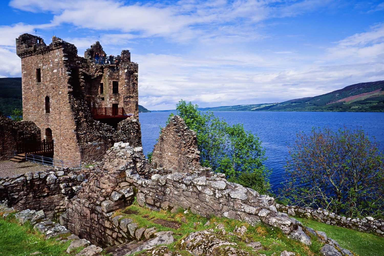 Great Glenn Way & Loch Ness