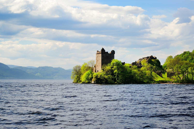 Great Glen & Loch Ness Kurztrip