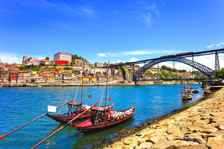 Erleben Sie die UNESCO Weltkulturerbestadt Porto