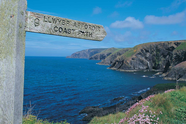 Der Pembrokeshire Küstenpfad