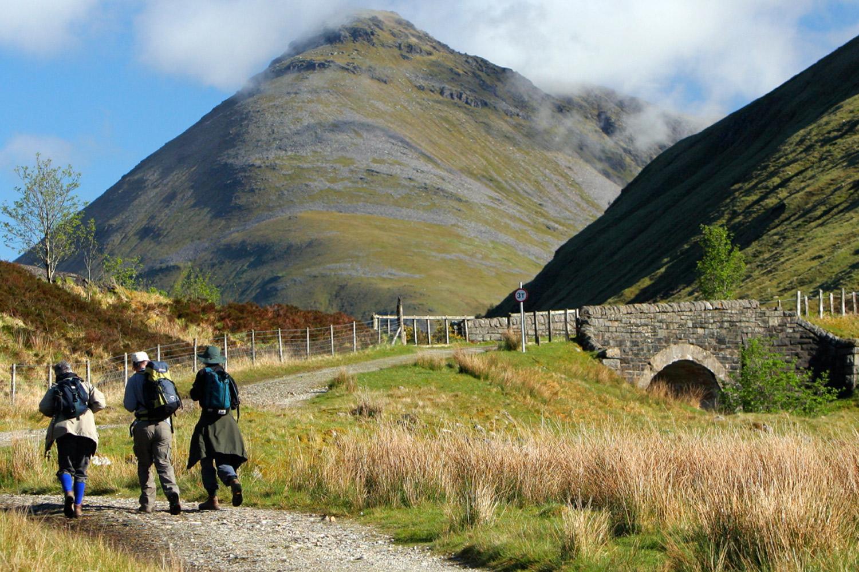 West Highland Way 8 Tage & 7 Nächte