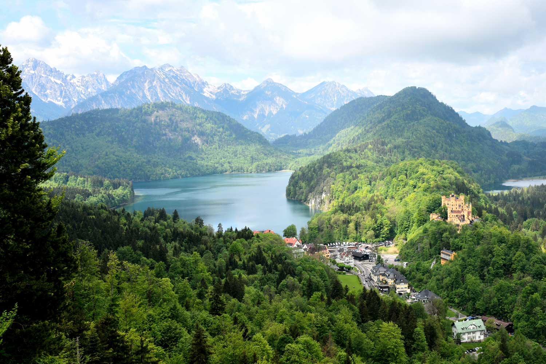 Bayerische Alpen: Starnberg - Füssen auf dem König-Ludwig-Weg