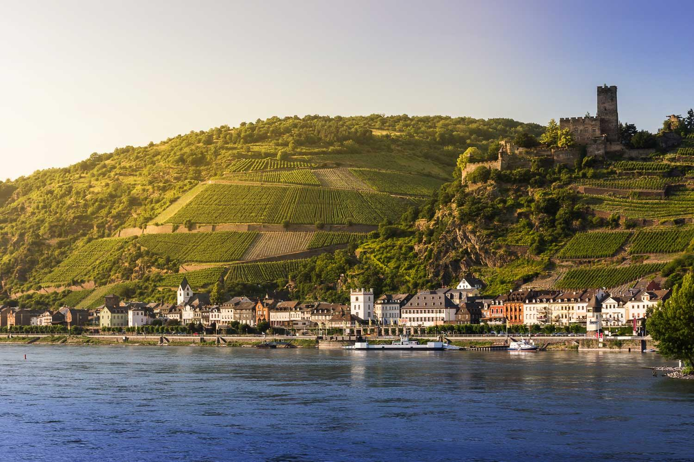 In-Style Tour: Das Herzstück des Rheinsteigs