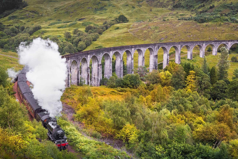 Rail & Hike: Highlands & Isle of Skye