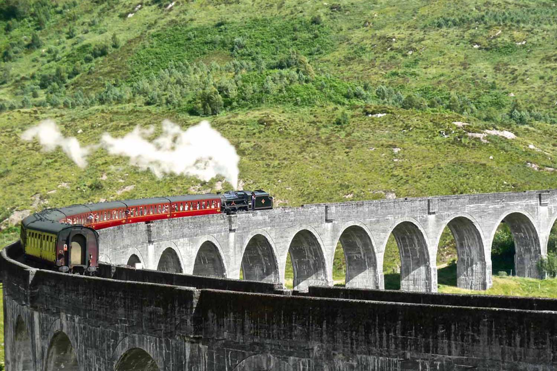 Schottland: Rail & Hike