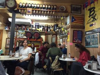 Be a Local Barcelona Food Tour - Private - Barcelona Be a Local not a tourist Food Tour tradicional tavern