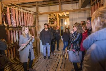 Barcelona Food & Wine Tour to Vic GROUPS - Barcelona Private Gastronomic & Wine Tour to Vic - visit Producer
