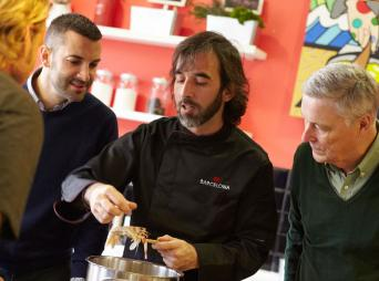 Market visit & Spanish cooking class in Barcelona - Cooking Classes in Barcelona