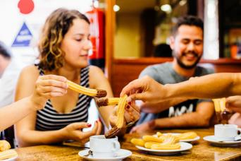 Chocolate: The Sweet Walking Tour of Barcelona - Try the best local sweets in Barcelona on this sweets walking tour
