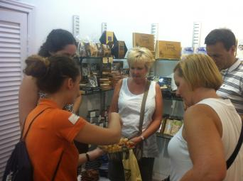 Chocolate: The Sweet Walking Tour of Barcelona - Tasting Spanish nougat on the local Barcelona sweets tour
