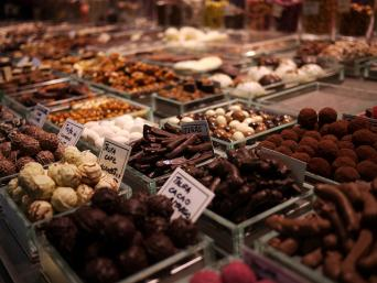 The Sweet Walking Tour of Barcelona - Private - Barcelona chocolate and sweets walking tour. Market Barcelona