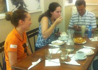 The Sweet Walking Tour of Barcelona - Private - Barcelona chocolate and sweets walking tour. Hot chocolate and churros