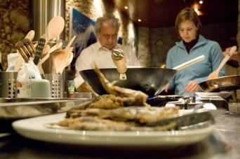 Home cooking at the Chef's in Barcelona - Learn about the art of Spanish cooking with a local chef in Barcelona