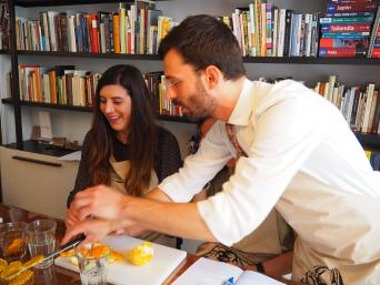 Home cooking at the Chef's in Barcelona - Learn how to make traditional Spanish tapas