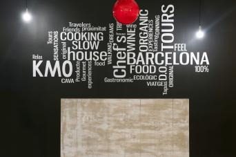 Private Barcelona Craft Beer Tour - First Gastronomic Centre in Barcelona. Meeting Point