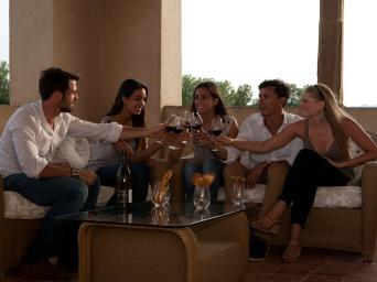 Wine, Cava and Tapas tour from Barcelona - Wine, Cava & Tapas Tour Castle and Winery