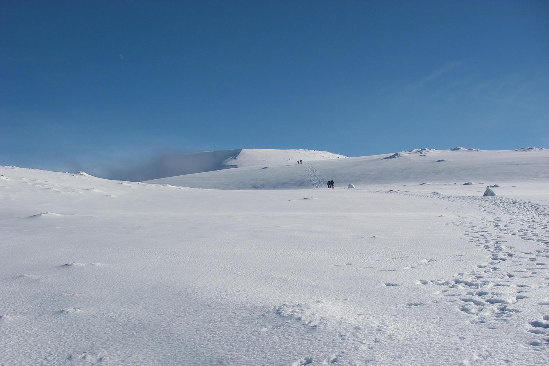 Ben Nevis Winter Ascent