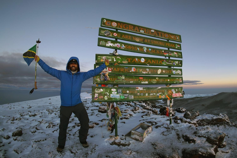 Kilimanjaro - Lemosho