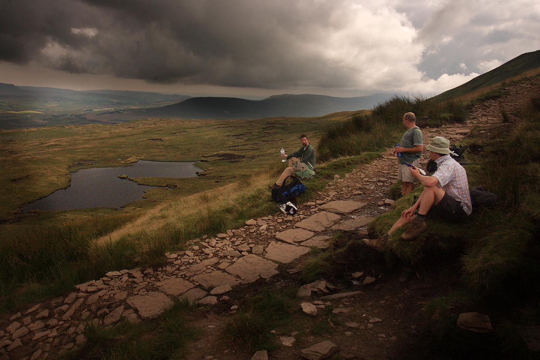Yorkshire 3 Peaks in 3 Days