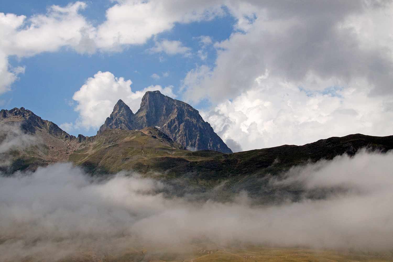 The Pyrenees - image courtesy of Tony Hisgett via Flickr.com