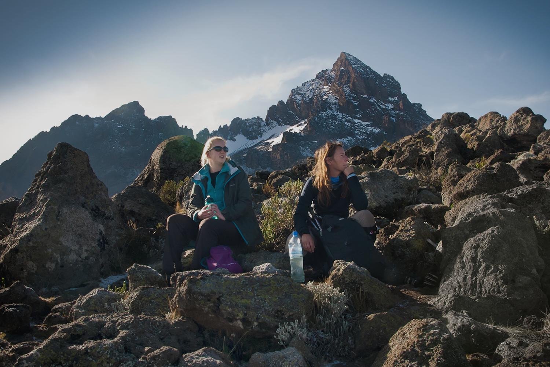Kilimanjaro - Marangu