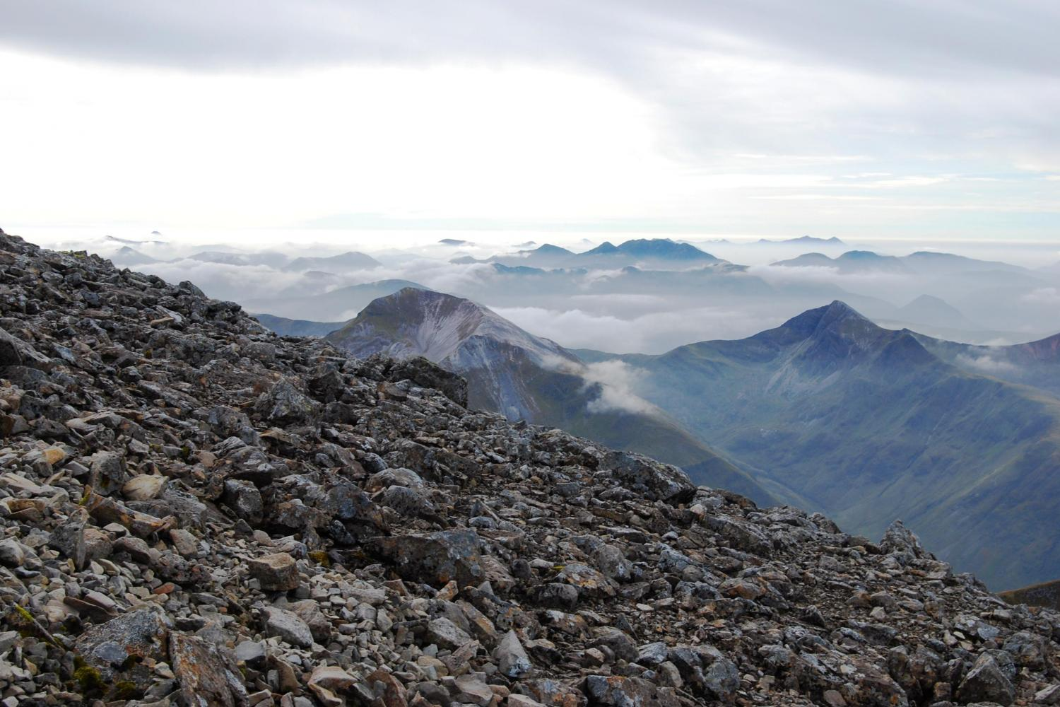 The 5 Day 3 Peaks Challenge