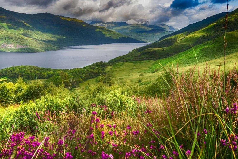 West Highland Way Loch Lomand
