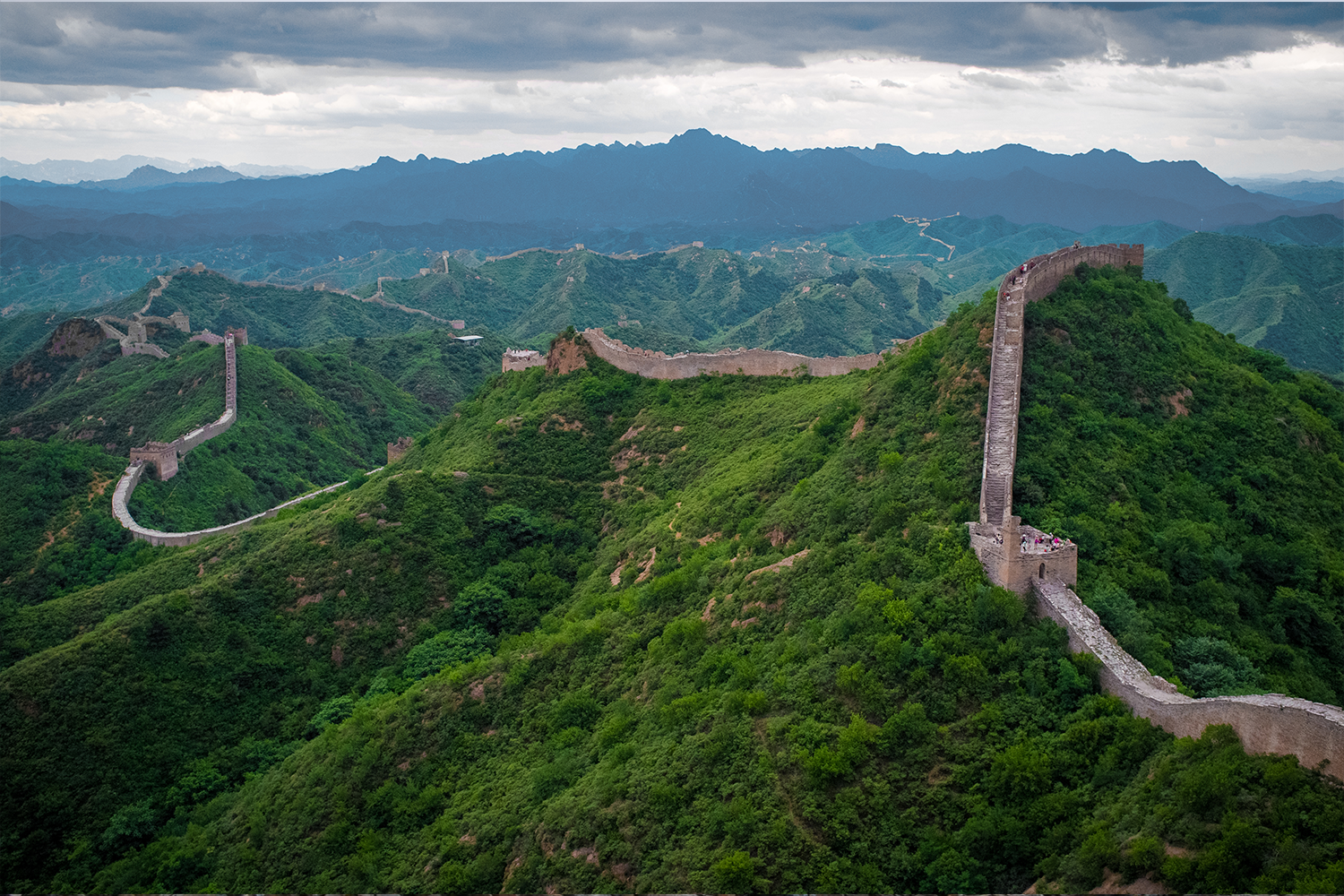 Image result for trek the great wall of china