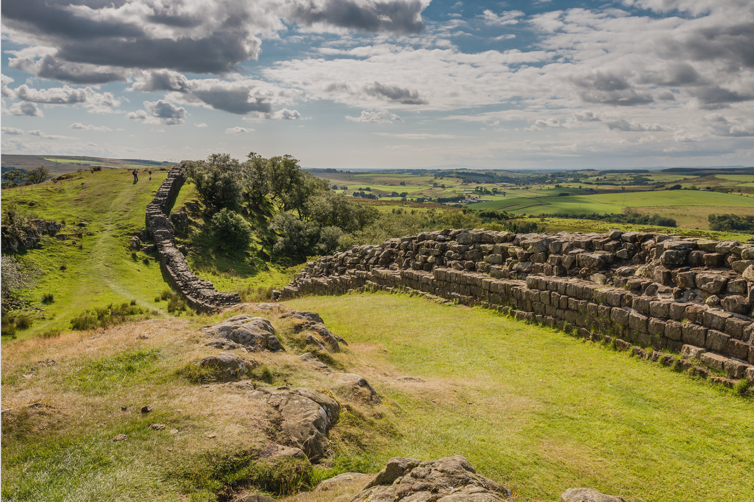 Hadrian's Wall - Cycle Walk Cycle