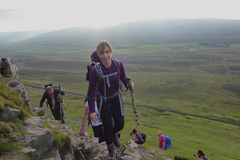 Yorkshire 3 Peaks Challenge 2017